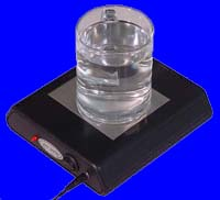 charging water with orgone energy